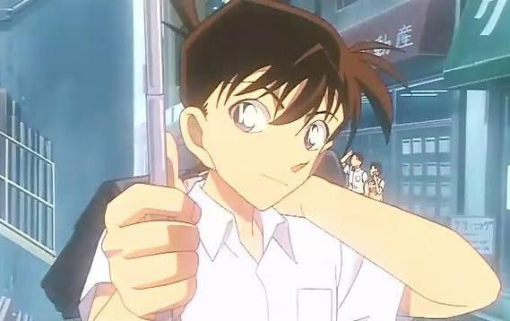 [Shortfic] Unilateral and Stupid l Serry_miu l On going Shinichi-kudo-shinichi-fan-club-19389215-569-358