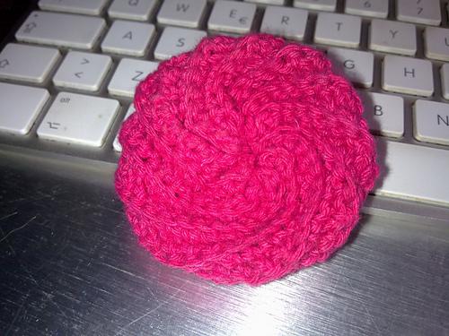 Cappellino, spugna per piatti, ciabattine (Uncinetto) 24032010110_medium