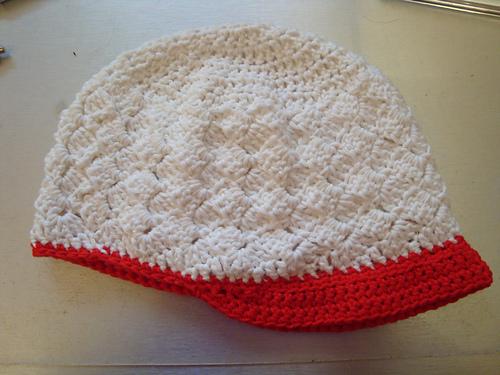 Cappellino, spugna per piatti, ciabattine (Uncinetto) DSC01250_medium