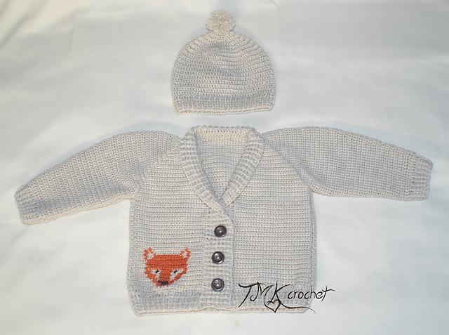Hetkel tasuta või soodukaga mustrid netis - Page 10 Baby_fox_sweater_and_hat7_medium2