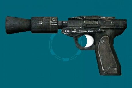 Reference from SWG (Star Wars Galaxies) 460px-Jawa_ion_pistol