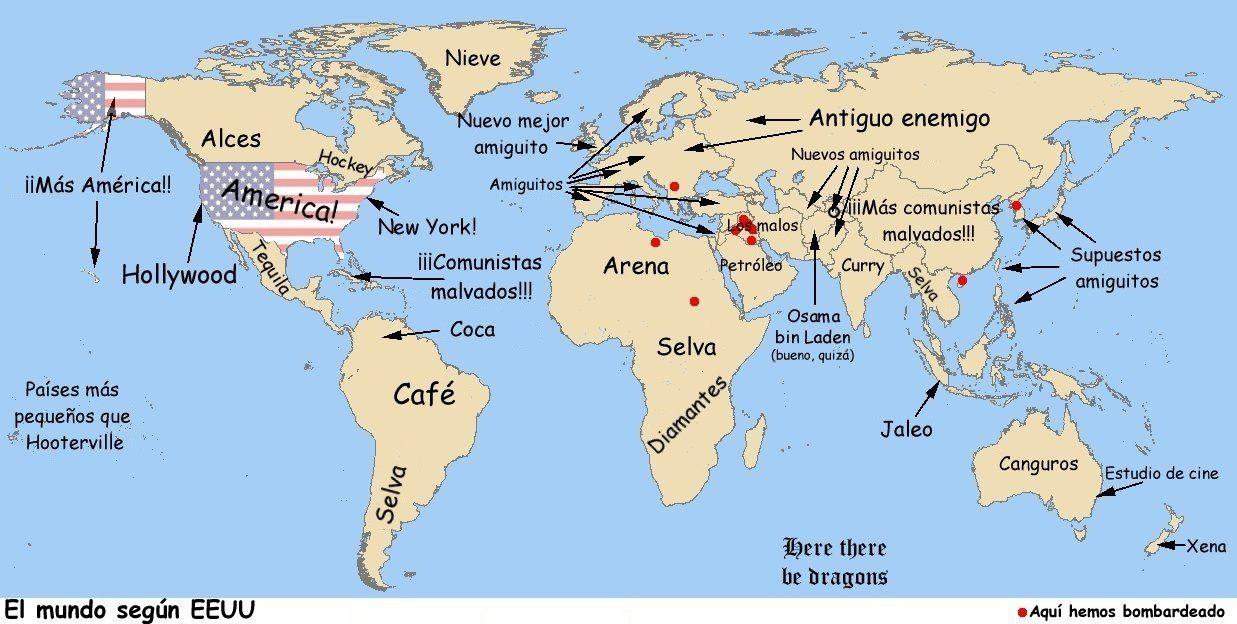 El Mundo Según EEUU (La mayor potencia imperialista) El_mundo_segun_los_eeuu