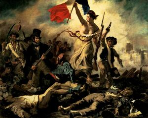 Democrazia 300px-Eug%C3%A8ne_Delacroix_-_La_libert%C3%A9_guidant_le_peuple