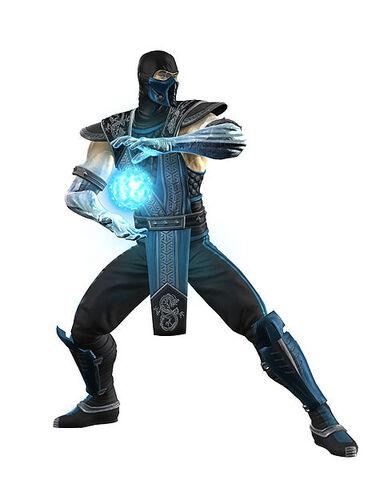 [Pop Culture Shock] Mortal Kombat: Sub-Zero | 1/4 scale 384px-480px-Subzero_mkvsdc