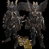 Fatalis | Crimson Fatalis | White Fatalis [MHFU] 160px-DragonX-Blademaster