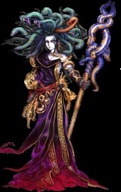 Kid Icarus: Uprising 250px-Medusa_Uprising