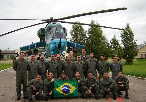 عائلة المروحية الهجومية المتعددة الأدوار الشهيرة Mi24 ـ Mi-35  Hind-E_28_Gav