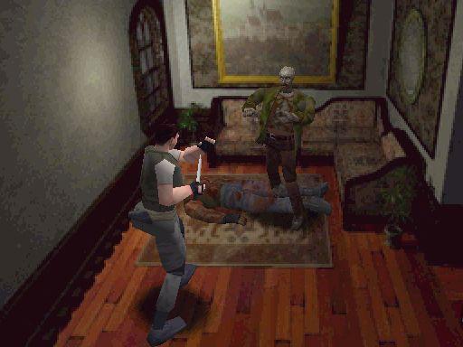 משחקי Resident Evil 1\2\3\4\5 PC להורדה לינק 1 מהיר ! Resident-evil-1