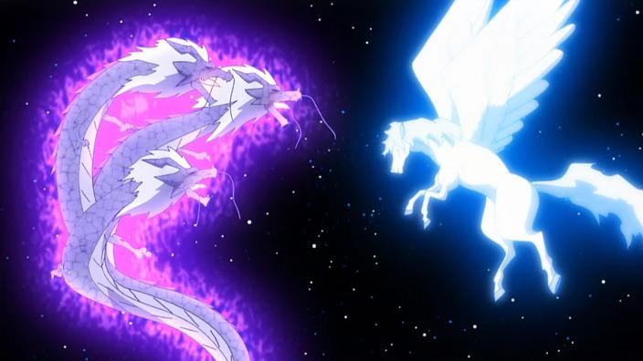 Beyblade Ultimate Fusion LDragoVsPegasus