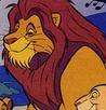 personaje tio de simba (no es scar) AuntsMate