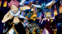 [H4 Wiki] Fairy Tail / Hội pháp sư 200px-Natsu%2C_Lucy%2C_and_Happy_running_from_Rune_Knights