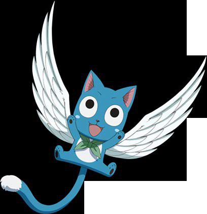 Happy [Fairy Tail] Happy_AYE