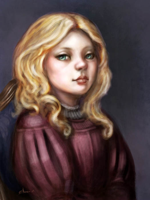 House Lannister Princess_Myrcella_Baratheon_by_BrittMartin