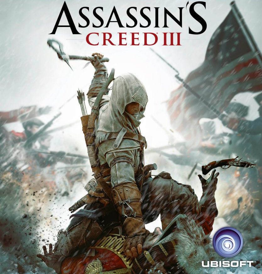 Assassin´s Creed  AC3_cover_neutral
