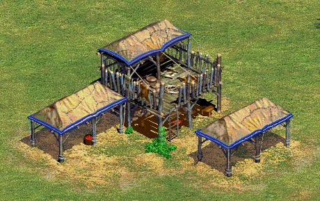 Centro Urbano (Age of Empires II) TCatDark