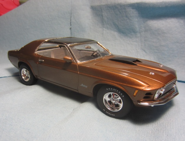 1970 Mustang Grandé  091-vi