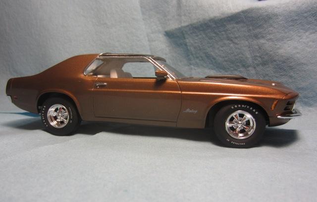 1970 Mustang Grandé  115-vi