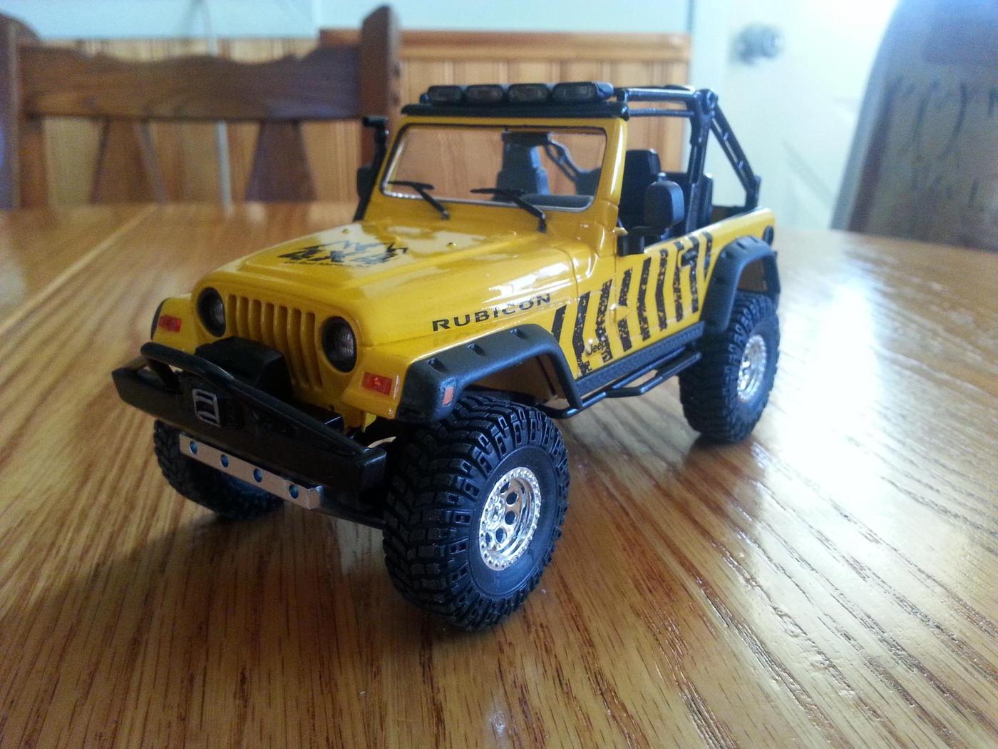 Jeep rubicom  Photo4-vi
