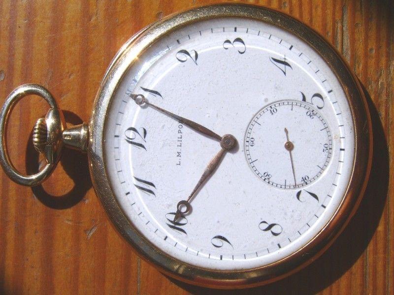 Les plus belles montres de gousset des membres du forum - Page 4 18ef16a7219c4f2d