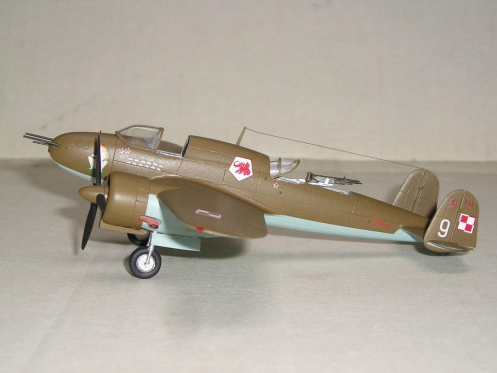 PZL.38 I Wilk + PZL.48 Lampart - Ardpol 1/72 6d64fa39ae7fb1e1