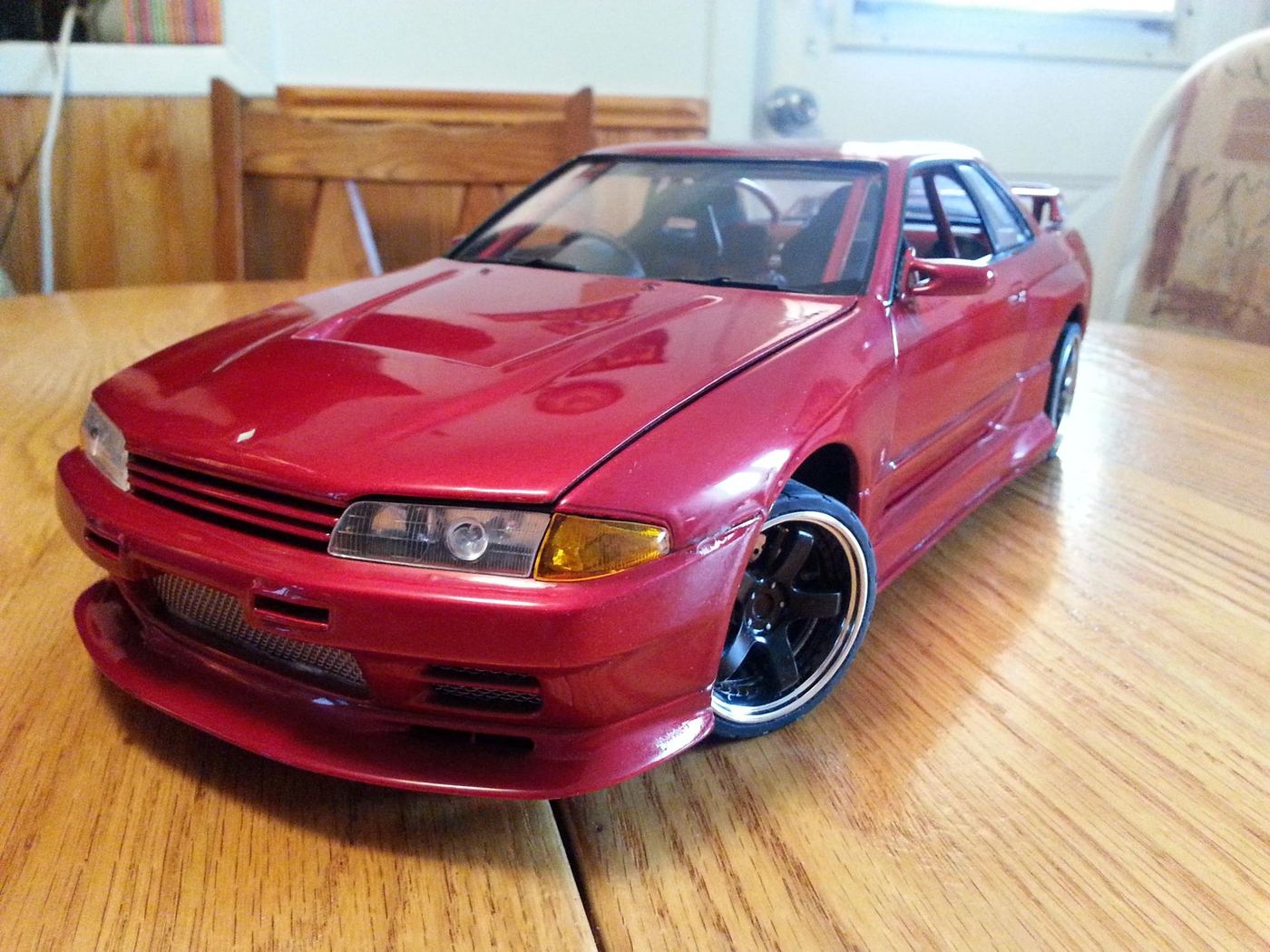 1992 nissan skyline r32 1/12  Photo4-vi