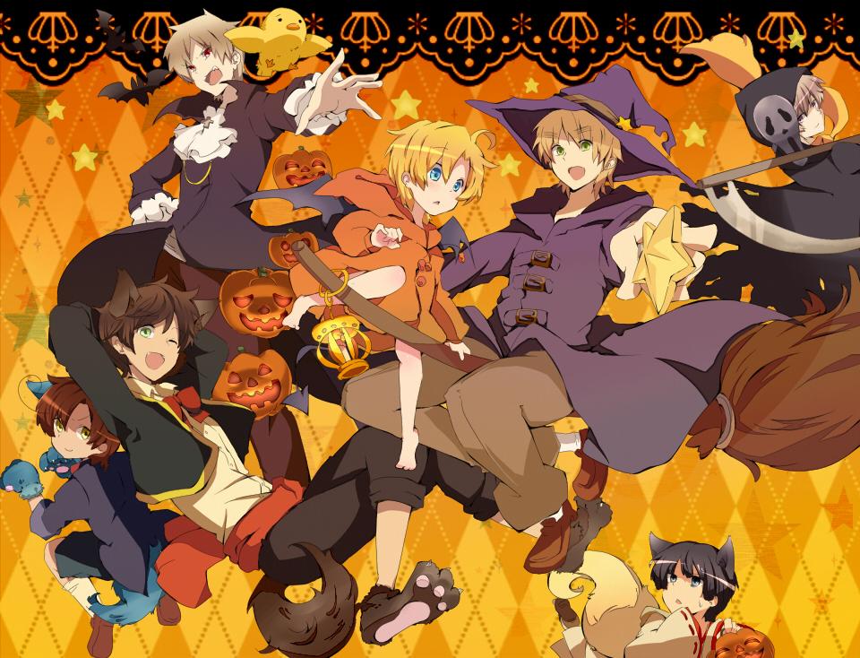 Cosplay Halloween Hetalia-Halloween-hetalia-26098610-960-734