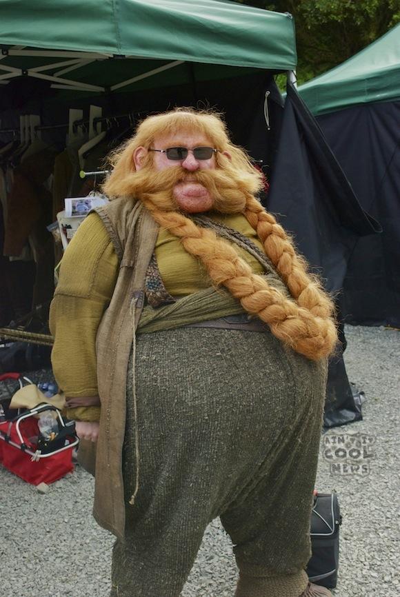 [DUNEDIN ARMAGEDDON] 'The Hobbit' Dwarf Group Stephen-Hunter-Bombur-the-hobbit-27072847-580-866
