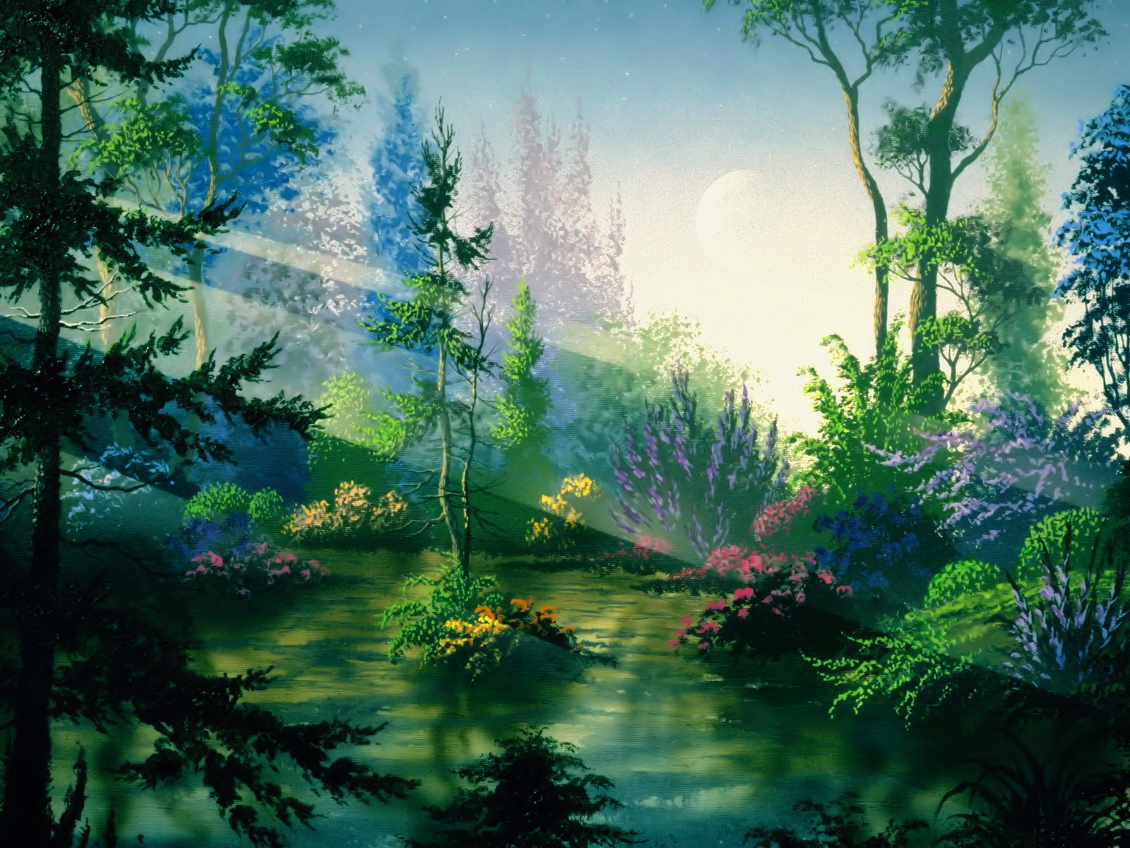 Your feelings that are associated with places? Fantasy-forest-fantasy-27116261-1600-1200