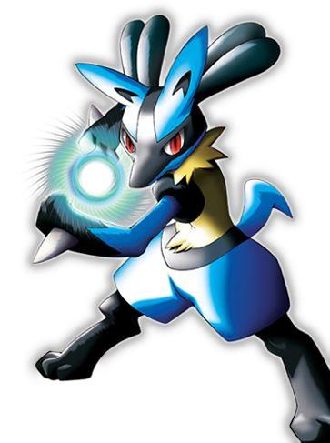 Pokemon (Anime) Lucario-s-Power-lucario-27415664-363-487