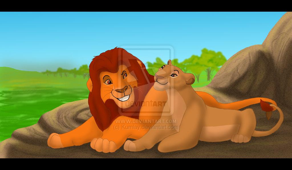 el rey leon 0 - Página 2 Sarabi_and_her_Mufasa-lion-king-couples-31045628-1024-597