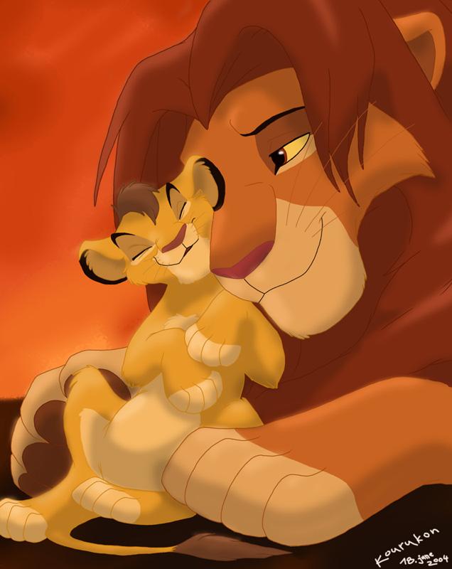 Ko je koji lik iz crtaća ? - Page 5 Lion-king-the-lion-king-31480220-636-800