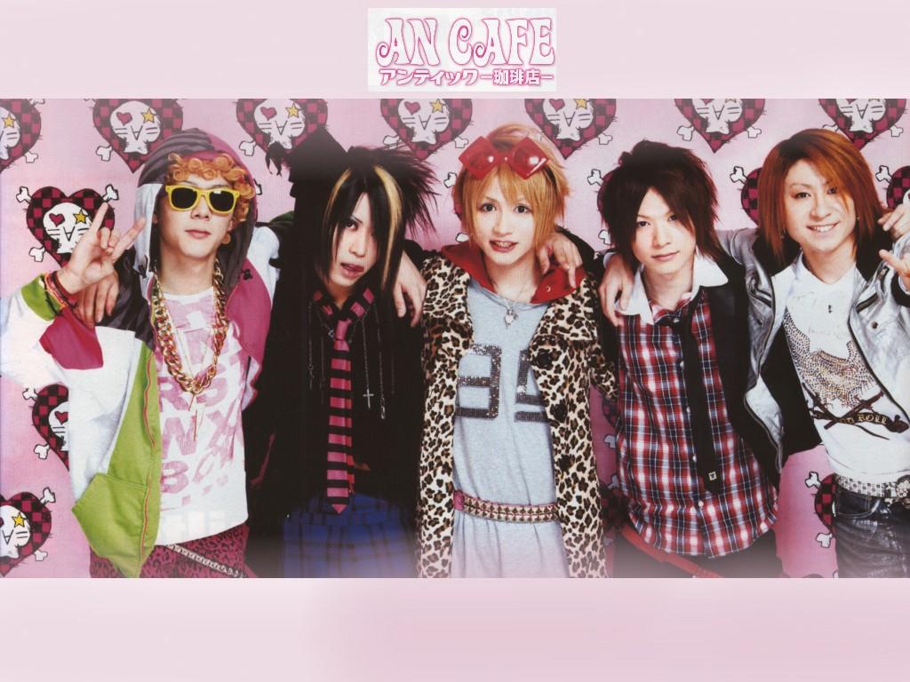 アンティック-珈琲店 An-Cafe-Wallpaper-an-cafe-31613846-1024-768