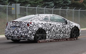 2014 Porsche Le Mans Prototype Yphotorearthreequarter2300x187-vi