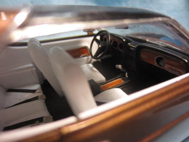 1970 Mustang Grandé  095-vi