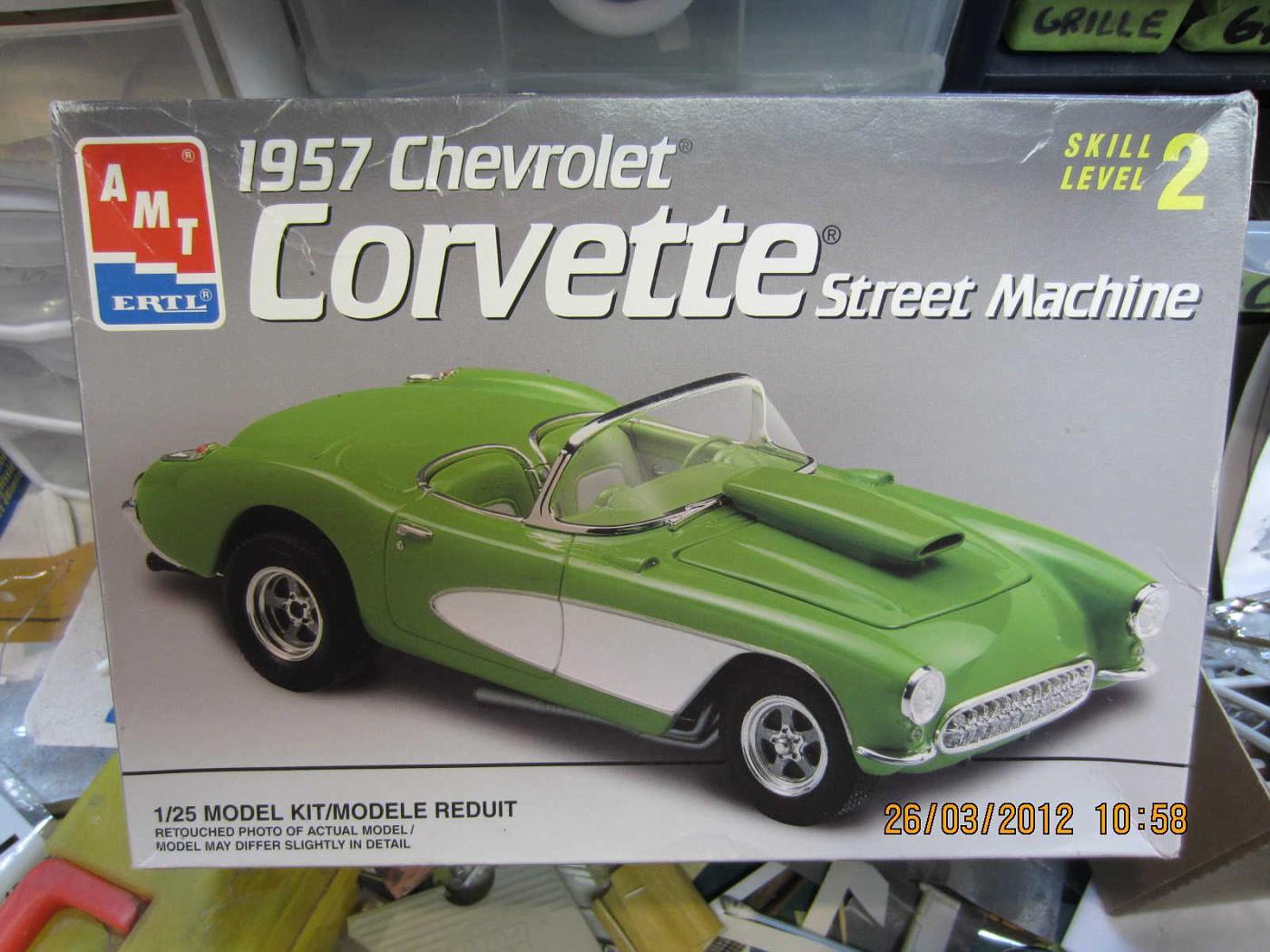 1957 Corvette Super Street NHRA PLUS PLUS encore plus de W.I.P. 001-vi