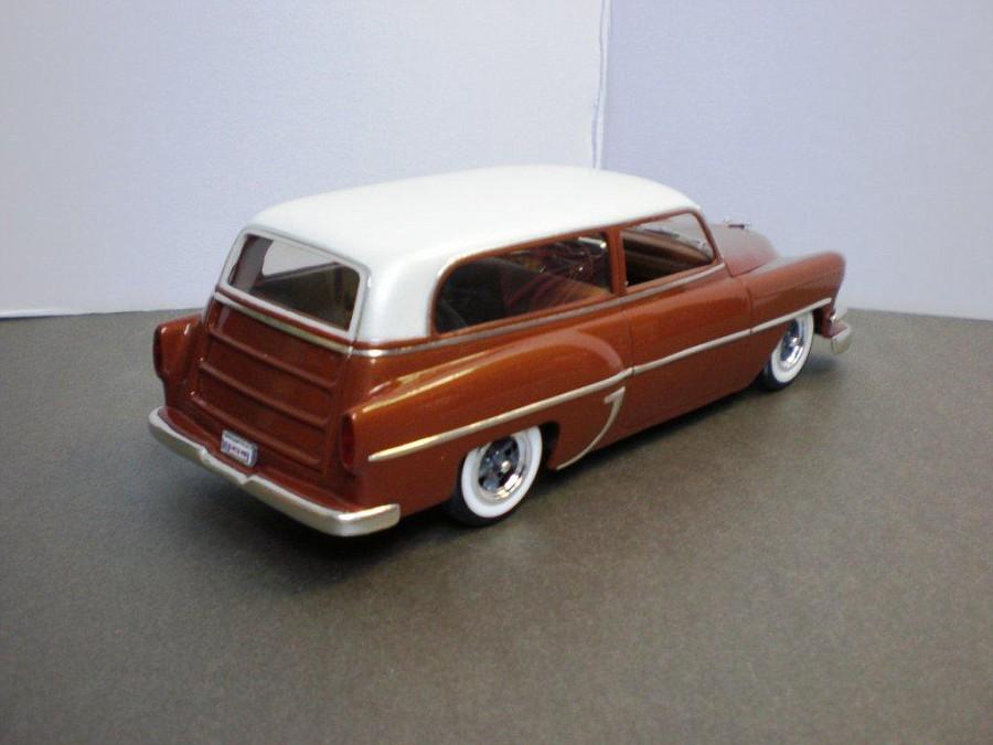 Chevrolet 1954 station Wagon  Chevrolet1954SW115-vi