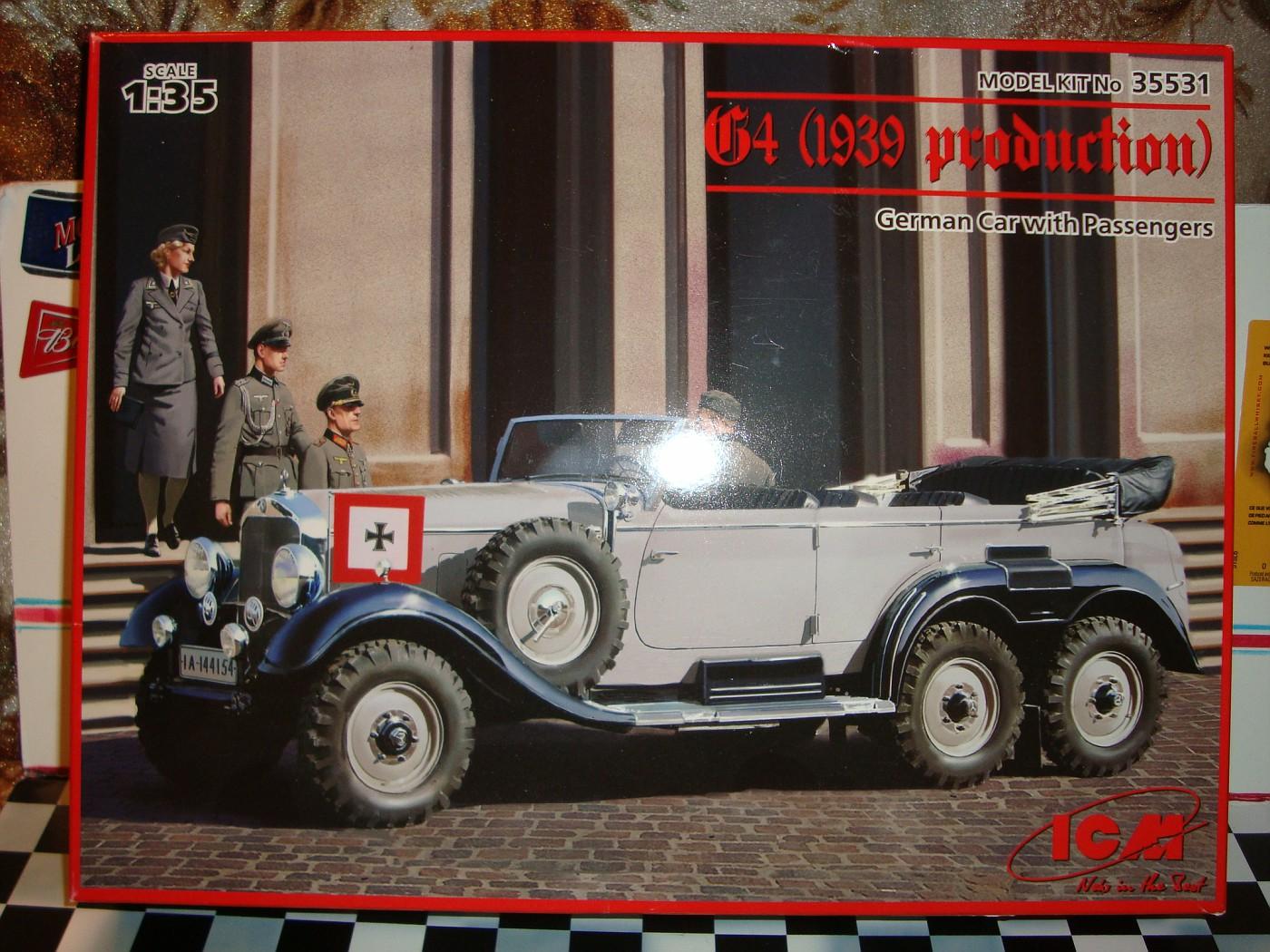 Daimier-Benz G4 German Staff Car 1939 001-vi