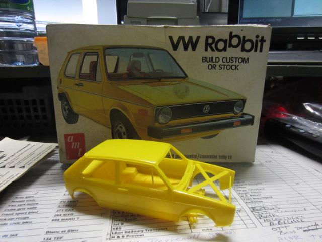 """1978 VW Rabbit, TERMINÉ Rendez-vous dans la chronique """"Automobile"""" Photo1-vi"""