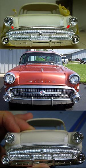 """1957 Buick Caballero """" DOROTHY """" FINI Modif-vi"""