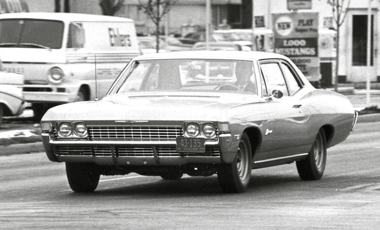 1968 Chevrolet Biscayne - Page 3 Front3_4action-vi