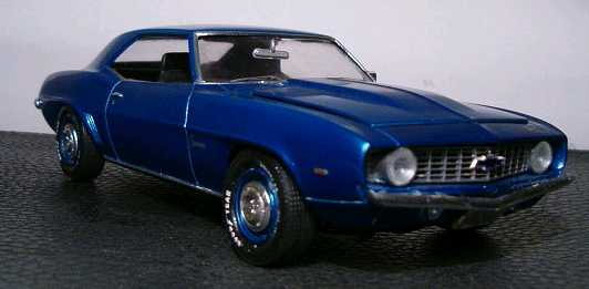 '69 Camaro ZL-1 Clipboard01-vi
