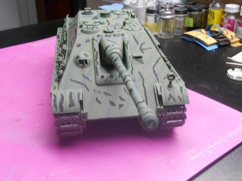 Jagdpanther WW II 1/25 Défi Killroytech DSCN0707-vi