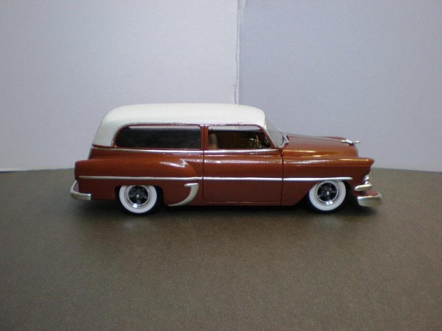 Chevrolet 1954 station Wagon  Chevrolet1954SW116-vi