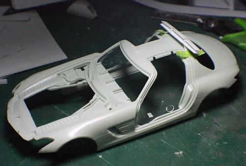 Mercedes 300 SLS Formula One Safety Car IMG_7807-vi