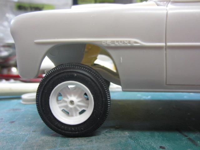 "1951 Chevrolet Gasser! ""SHOP REPORT"" 22/01/2013 006-vi"