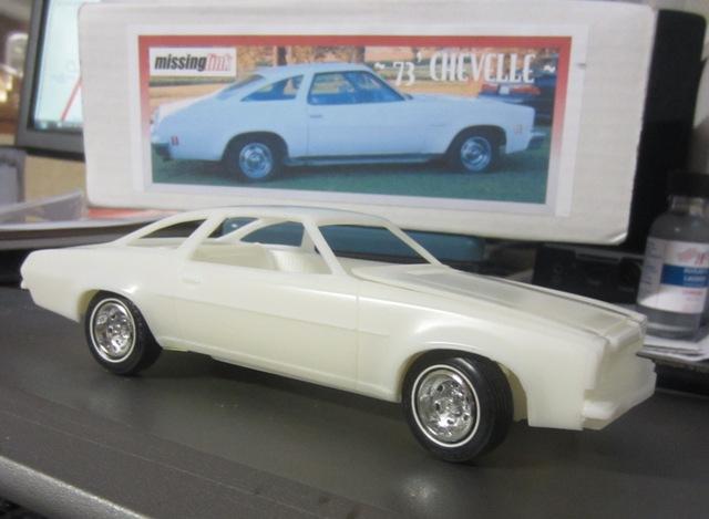 1973 Chevelle Malibu, SHOP REPORT 013-vi