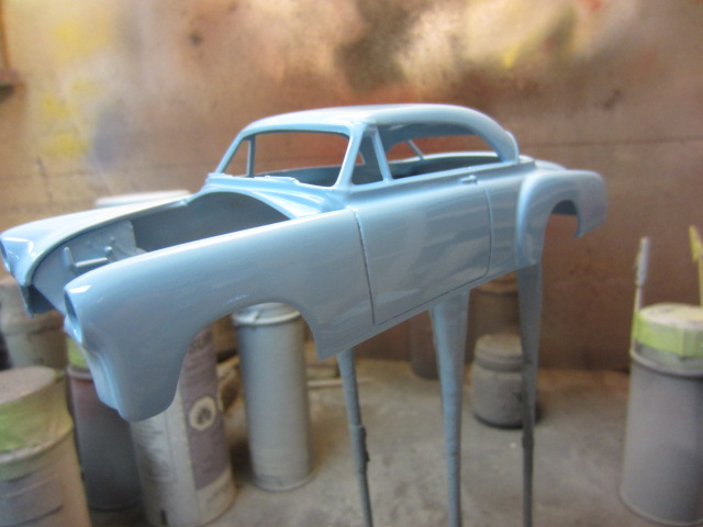 "1951 Chevrolet Gasser! ""SHOP REPORT"" 22/01/2013 - Page 6 Photo2-vi"
