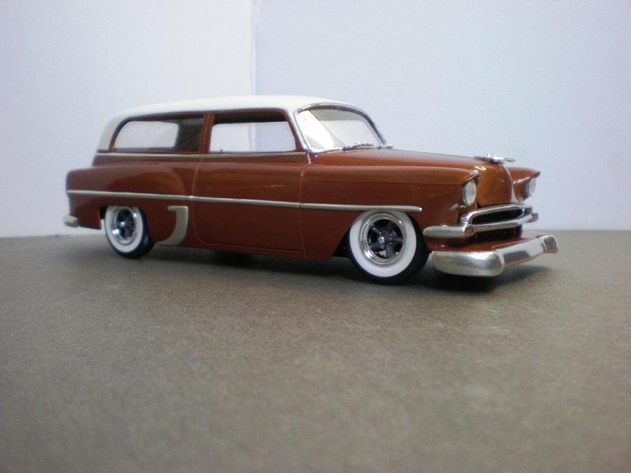 Chevrolet 1954 station Wagon  Chevrolet1954SW132-vi
