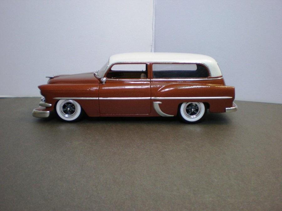 Chevrolet 1954 station Wagon  Chevrolet1954SW112-vi