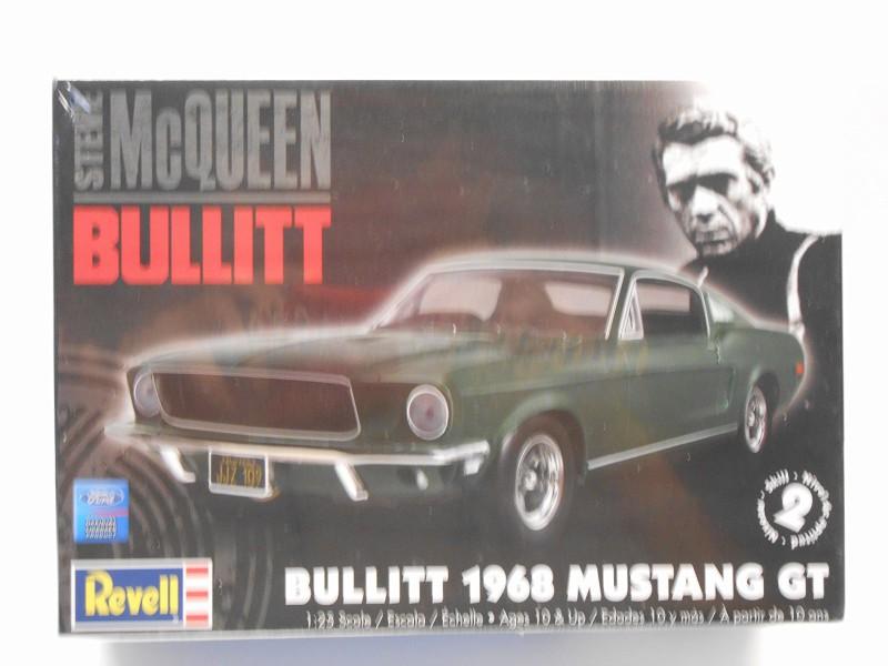 1968 Mustang GT '' Bullitt '' 002-vi
